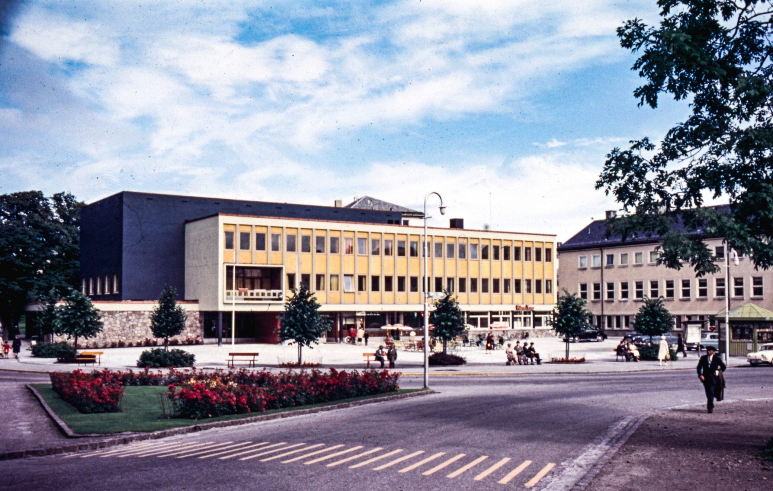 Folkets hus 1950-70