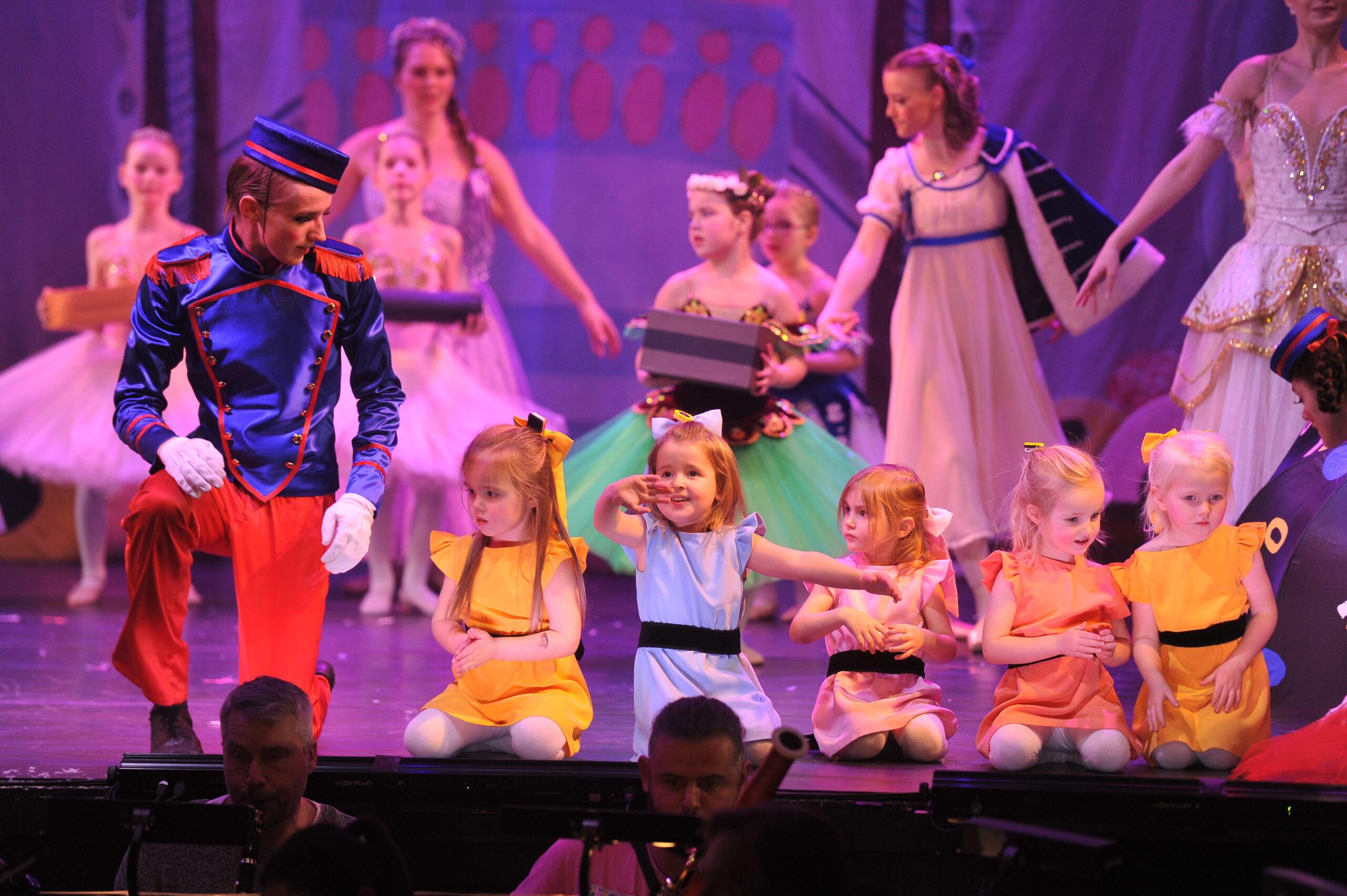 barn danser