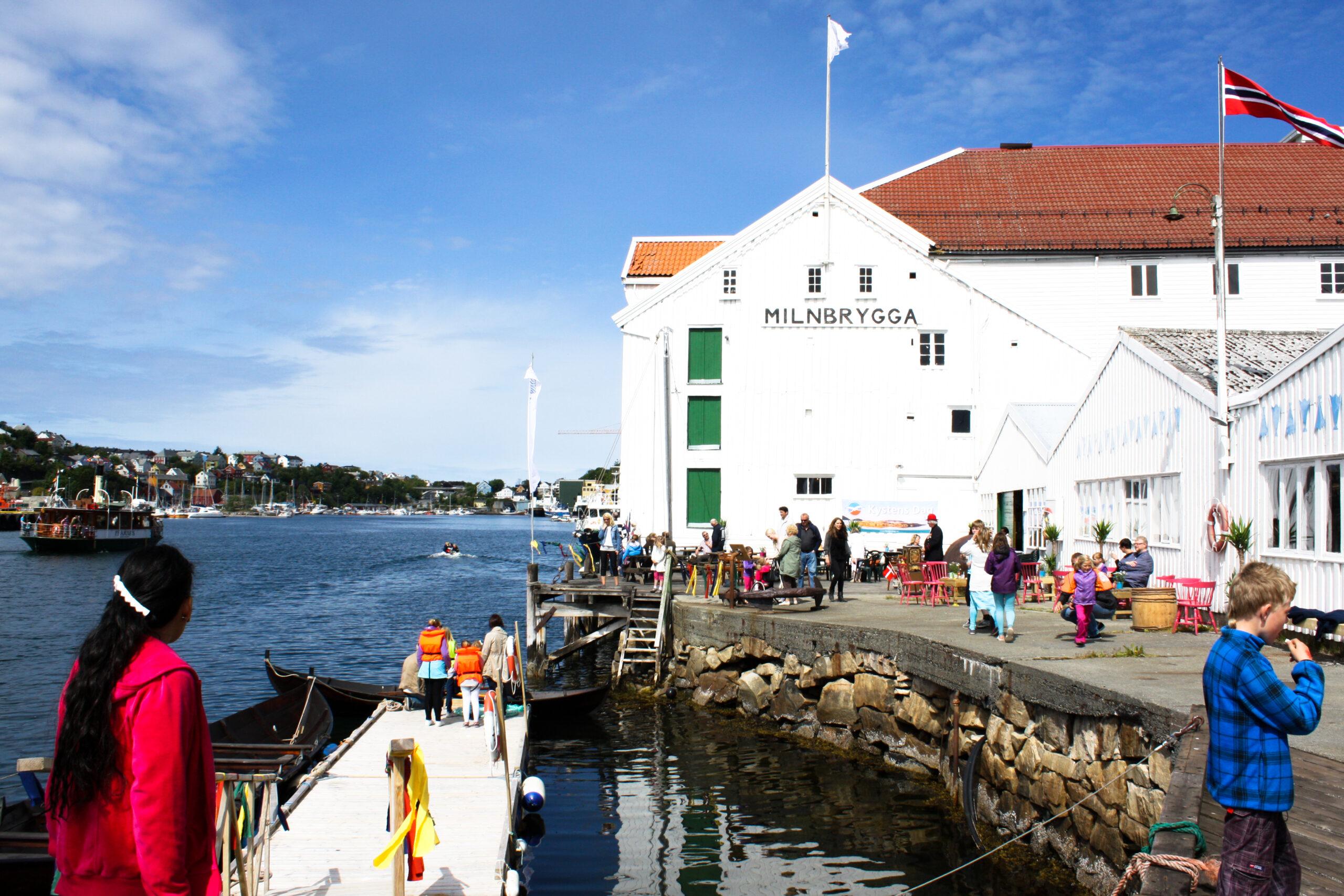 Nordmøre Museum - Milnbrygga