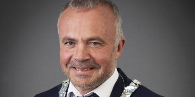Ordføreren Kjell Neergaard