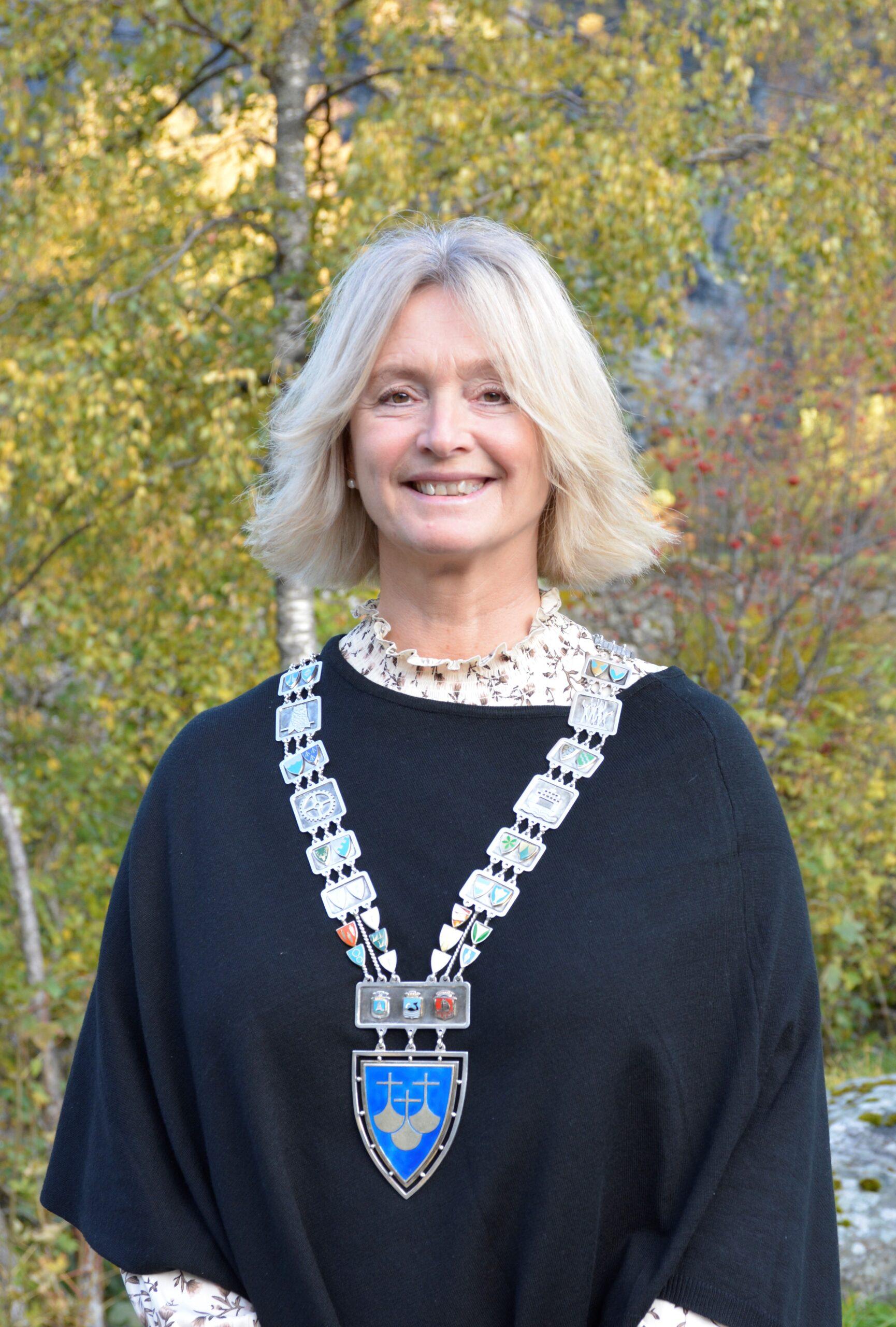 Fylkesordfører Tove-Lise